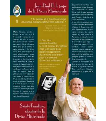 La Miséricorde Divine (Série de 14 affiches)