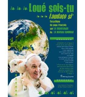 Laudato si - Exposition sur l'encyclique du Pape François (Série de 12 affiches)