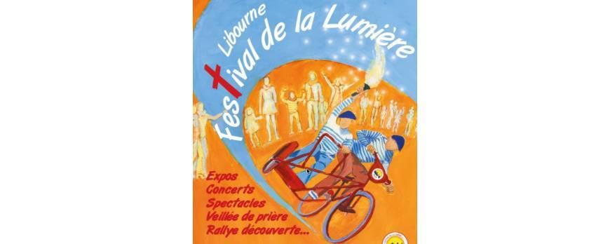 Festival de la Lumière 2016 à Libourne (Gironde, Bordeaux)
